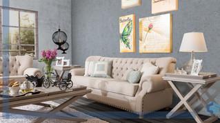 5 estancias encantadoras estilo vintage para tu hogar