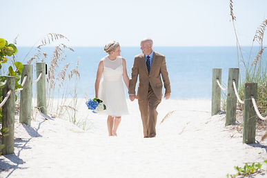 Private Wedding Beach Charter