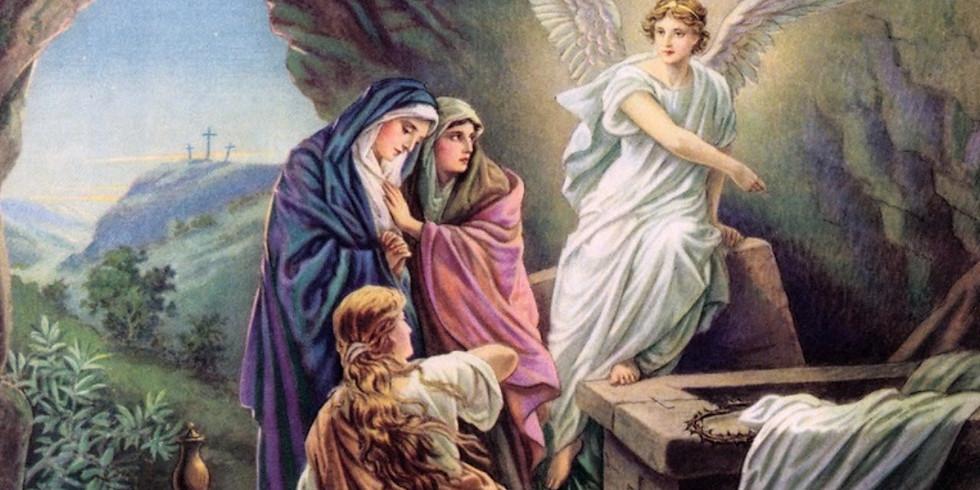 Lunedì dell'Angelo - S. Messa - ore 11:30 (1)