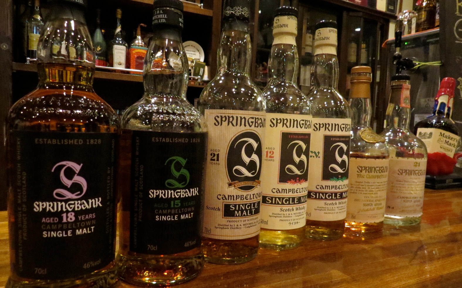 スプリング バンク | 乗鞍高原 | ウィスキー | モルト | Spring Bank | whisky | Japan |