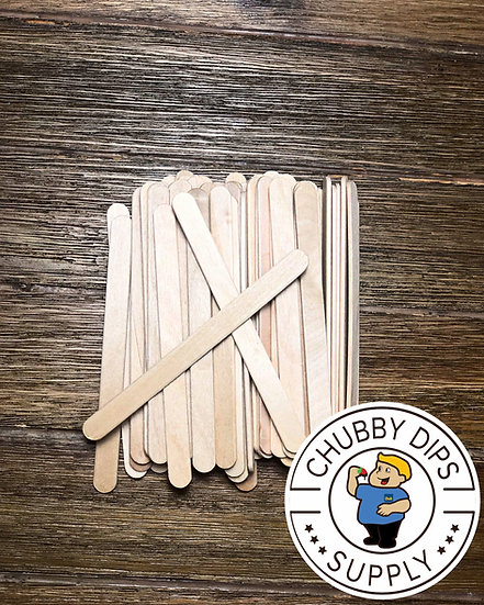 Cakesicle Sticks - 100 Pack