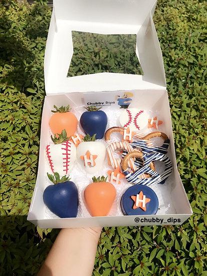 Half Dozen Astros Box
