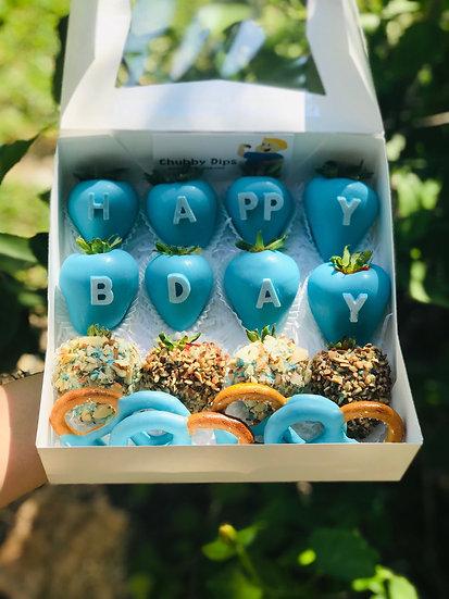 His Birthday Box