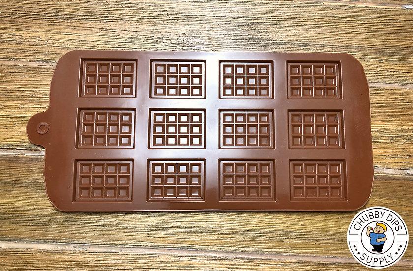 Mini Candy Bar Mold