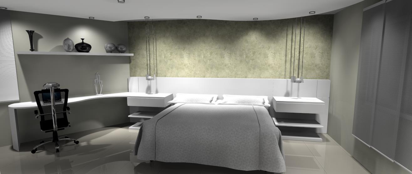 Ambientação Dormitório Casal