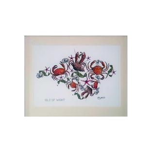 IW Crustacean Lrg Print (Mount)