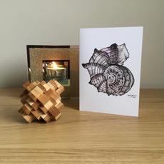 Murex Greetings Card