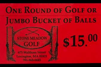 Jumbo Bucket Gift Card