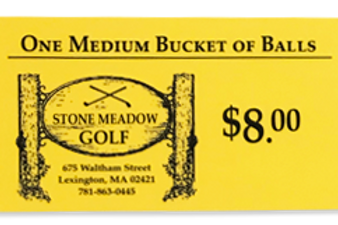 Medium Bucket Gift Card