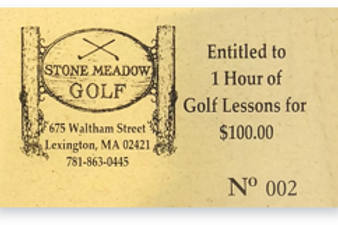 1 Hour Lesson Gift Card