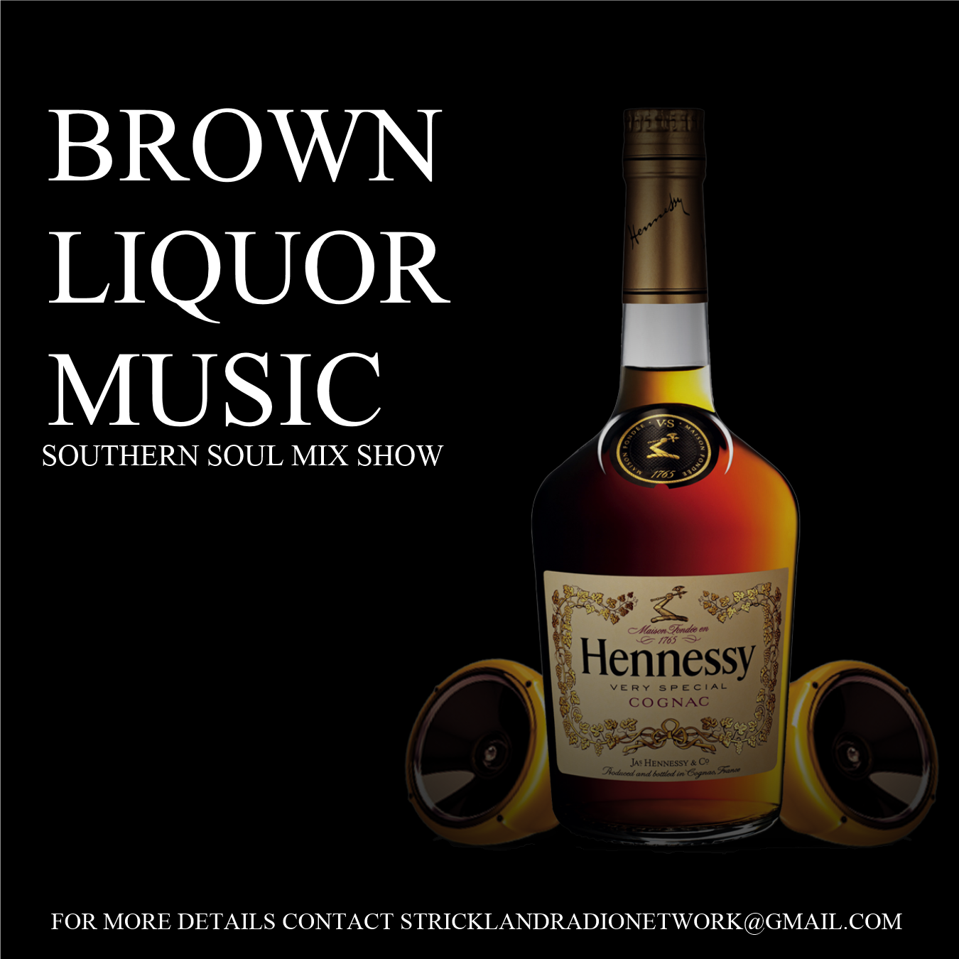 BROWN LIQUOR MUSIC