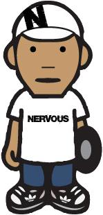 DJ NERVOUS