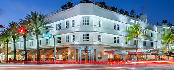 South Beach and its Art Deco