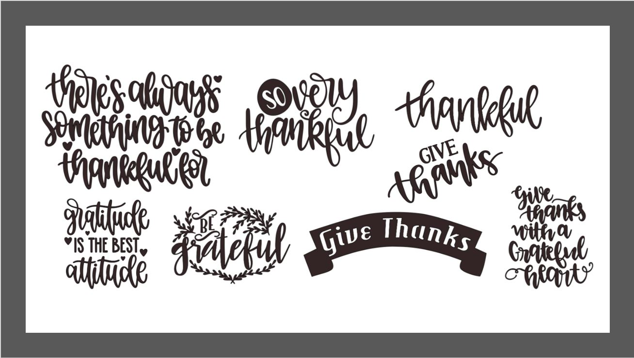 gratitude board sayings with frame.JPG
