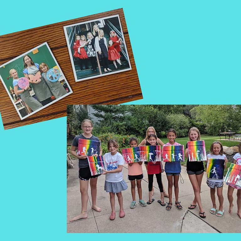Kids Craft Camp Thurs 7/30- Crayon Melting & Coasters