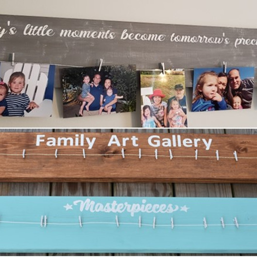 Kids Craft Camp Tues 7/28- Memory Boards