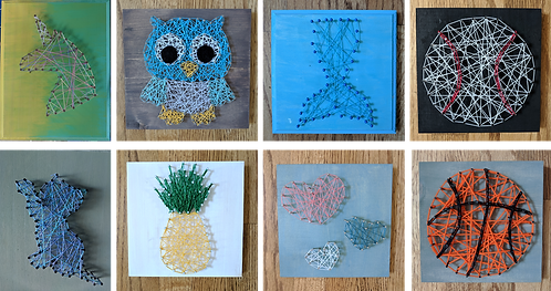 DIY Kit- String Art