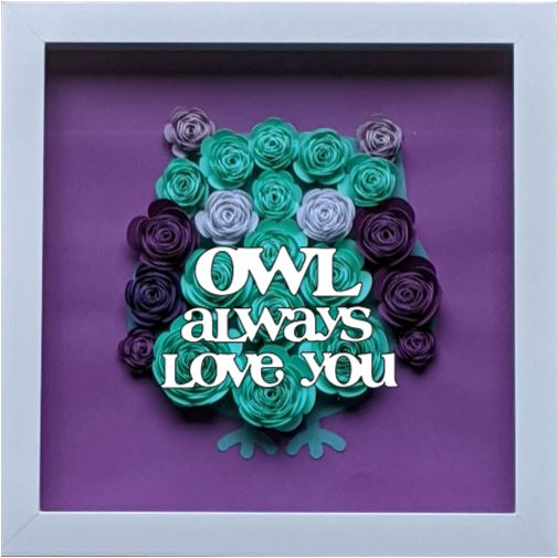 Blooming Box- Owl- Owl Always Love You.J