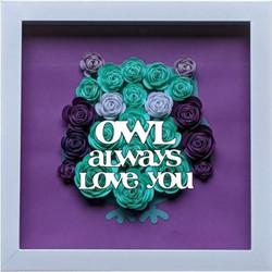 Blooming Box- Owl- Owl Always Love You.J