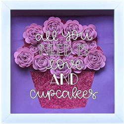 Blooming Box- Cupcake- love and cupcakes