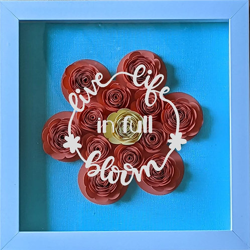 Blooming Box DIY Kit- Flower