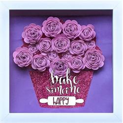 Blooming Box- Cupcake- bake someone happ