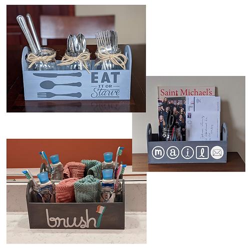 DIY Kit- Organizer Tray
