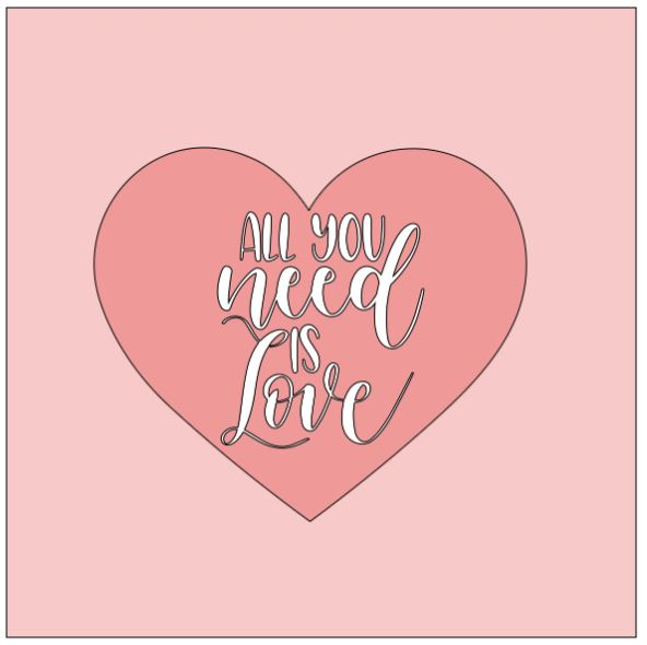 Heart- All You need is love.JPG