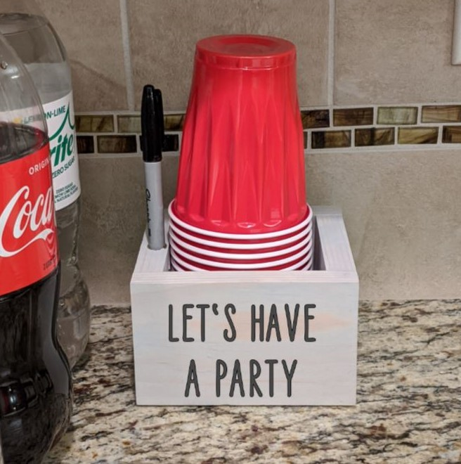 Solo Cup- Let's Have a Party.JPG