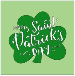 Shamrock- Happy St Patricks Day.JPG