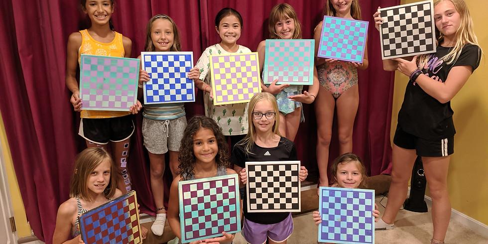 Kids Craft Camp Week 2- FULL WEEK 7/27-7/31