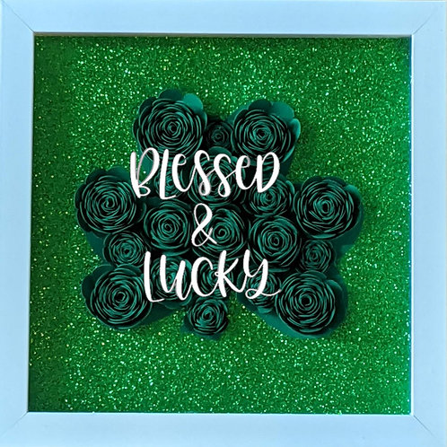 Blooming Box DIY Kit- Shamrock