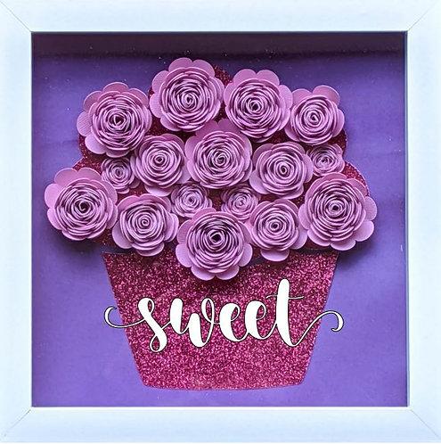 Blooming Box DIY Kit- Cupcake