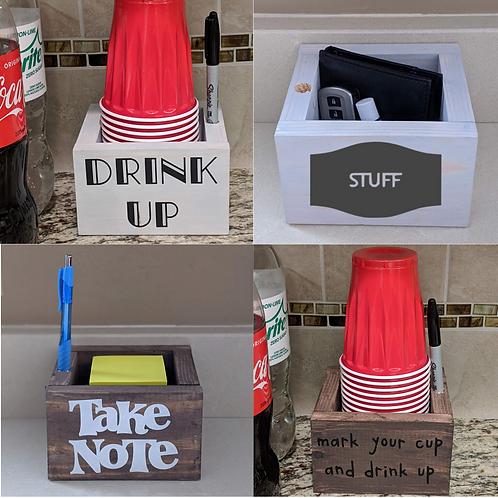 DIY Kit- Mini Organizer Box