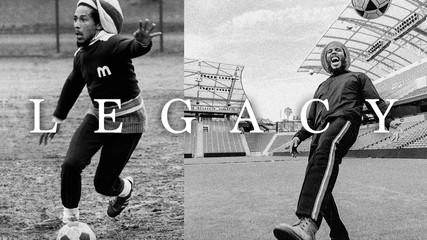 Bob Marley LEGACY - Rhythm of the Game