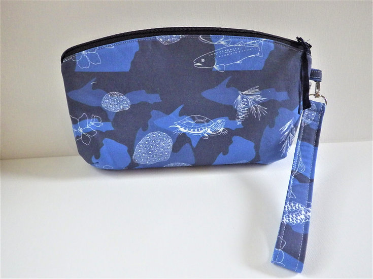 One of a Kind Wristlet Clutch - 6 styles