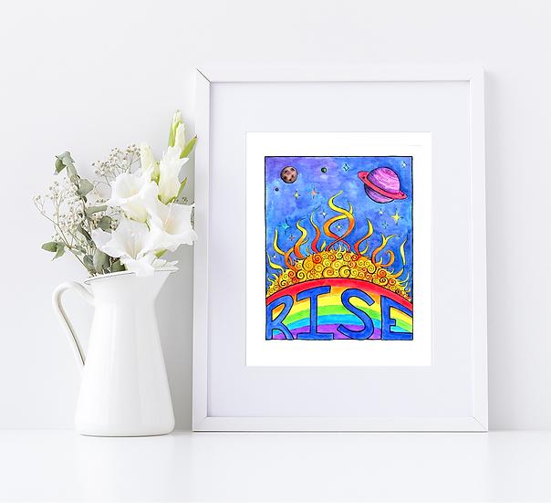 Inspirational Series Prints