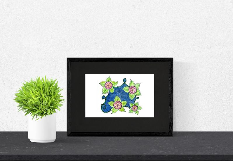 Flowers Series Prints