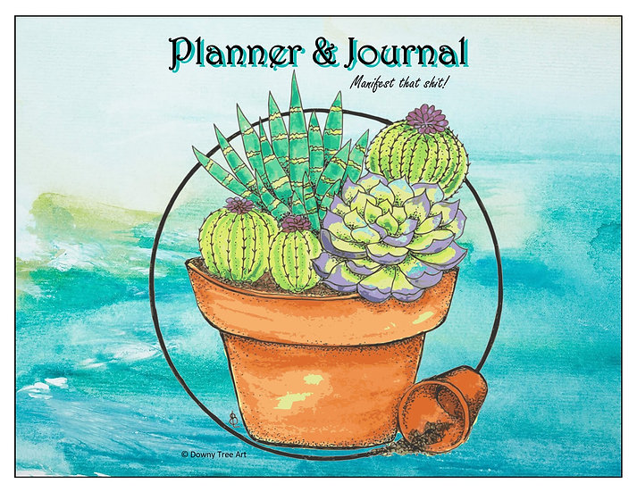 Print your own Planner and Journal