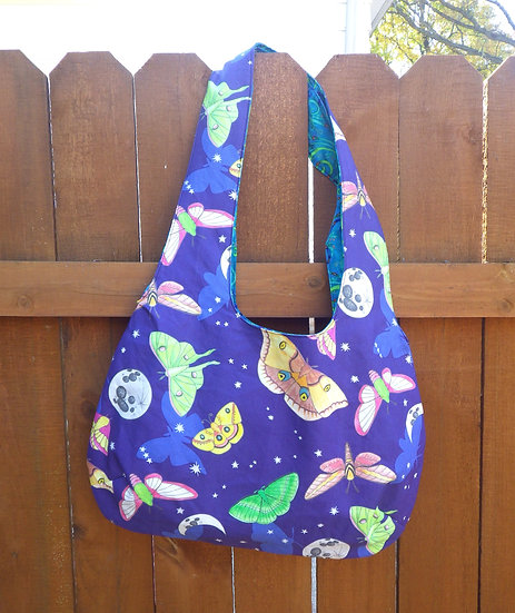 Moths in the Moonlight Tote