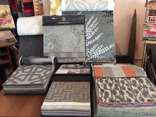50 shades of grey .... right here in our showroom!