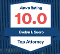 Suero Law Avvo Rated