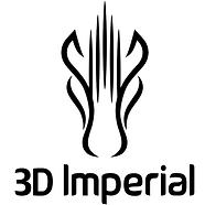 3D Imperial Logo
