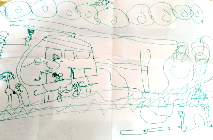 Helicopters & Flying Machines - Age 5 or 6