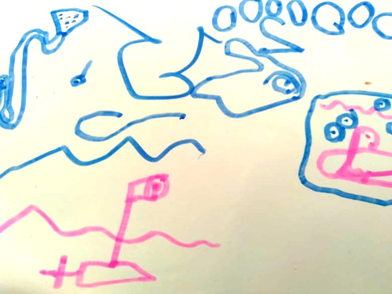 Captain Nemos Nautilus & 20,000 Leagues Under The Sea - Age 2 or 3