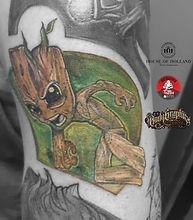 Large Tattoo