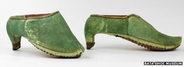 Persian Riding Boots - 17th Century