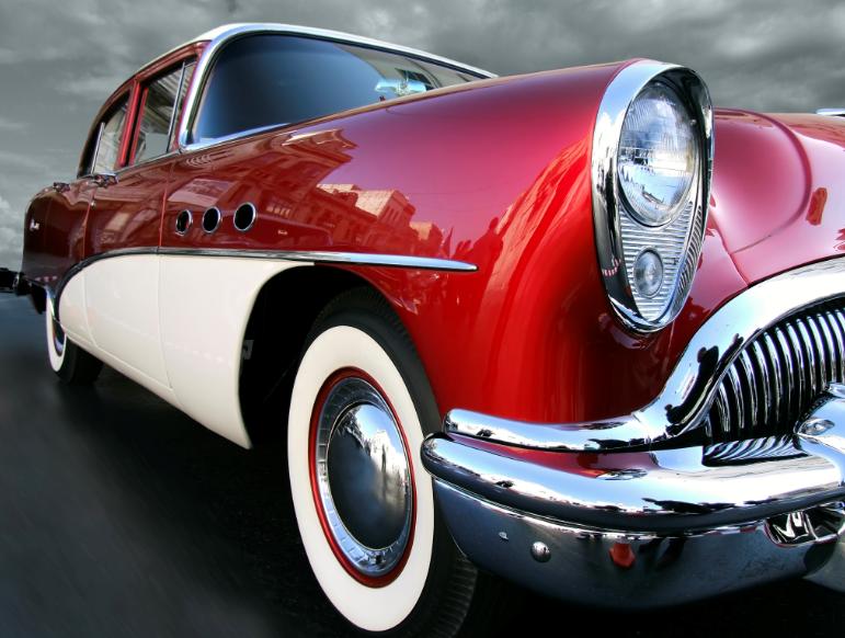 car restiration