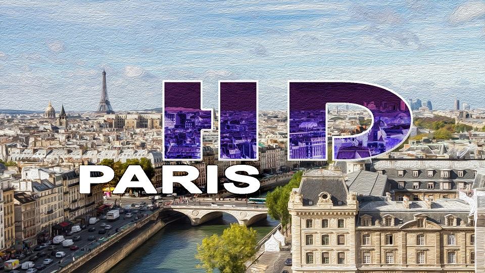 Paris France Globetrotter Alpha