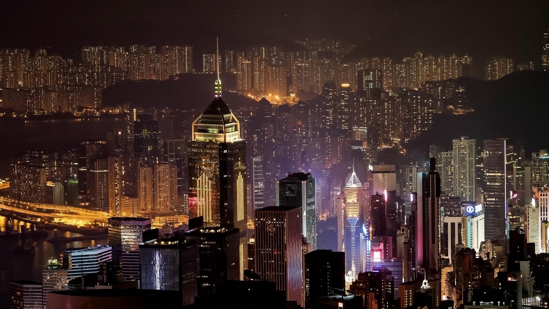 Hong Kong Night globetrotter alpha